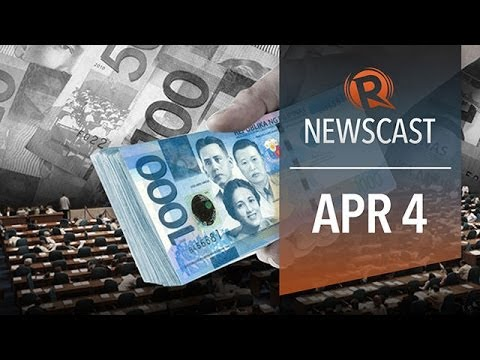 Rappler Newscast: PDAF charges, Pinay kidnapped, Korean missiles