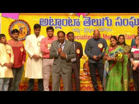 Felicitation of Shekar's Realty
