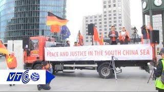 Người Việt tại Đức biểu tình phản đối Trung Quốc | VTC