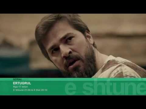 ERTUGRUL serial premiere nga 17 tetori @ TVKLAN