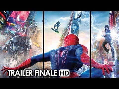 The Amazing Spider-Man 2: Il Potere di Electro Trailer Finale Italiano - Andrew Garfield Movie HD