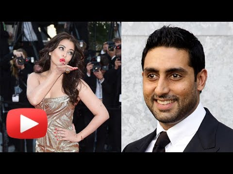 Aishwarya Rai's Cannes 2014 Look - Abhishek Bachchan Reacts - MUST WATCH