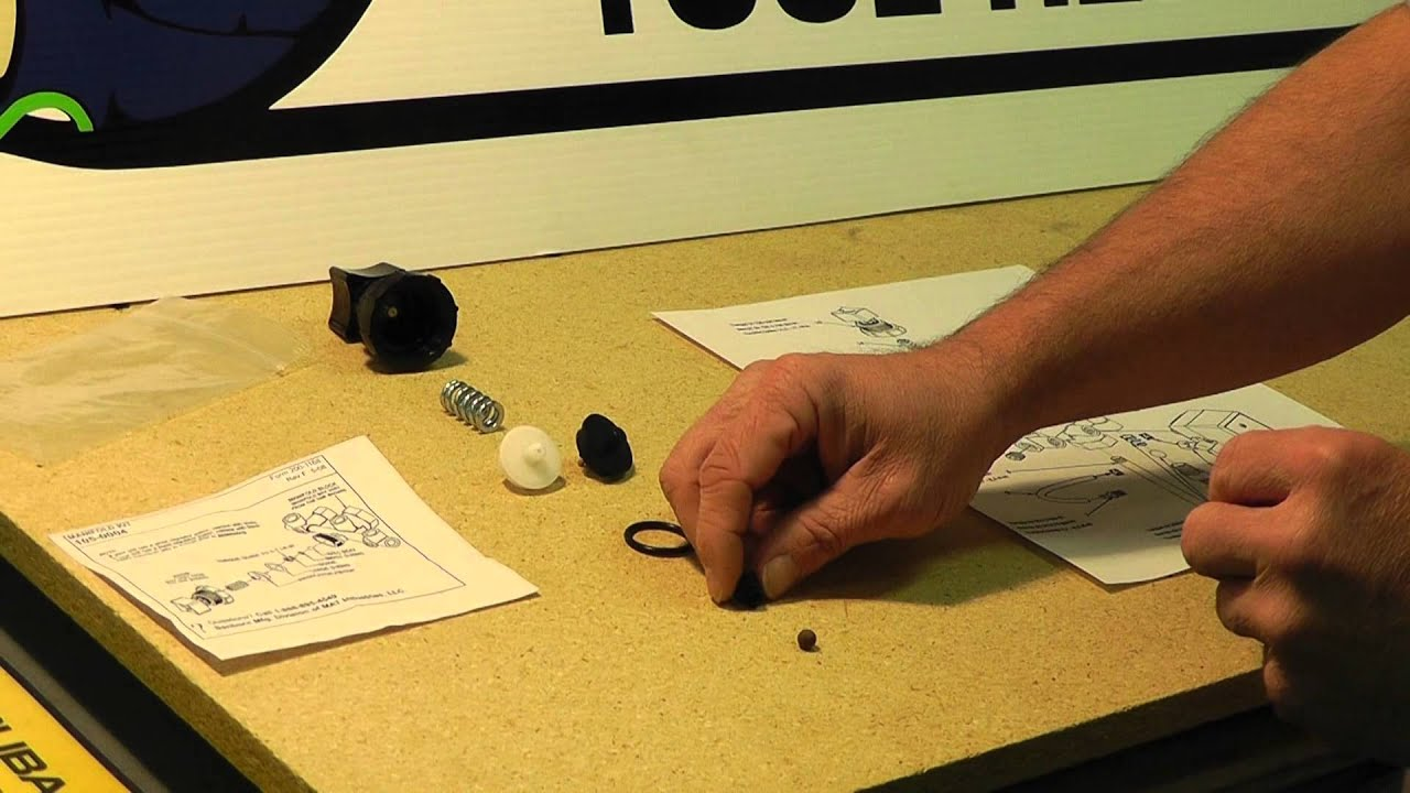 Sanborn Regulator Repair Kit 105 0004 Installation Youtube