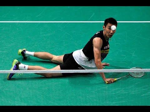 Highlights and Trick Shots Lee Chong Wei Vs Viktor Axelsen - Yonex Malaysia Open 2016