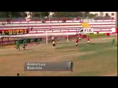 Boavista RJ 2-5 Flamengo