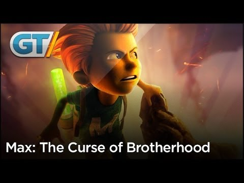Max: Curse of the Brotherhood Review