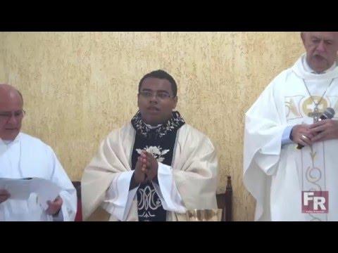 Tiago da Silva: primeiro padre ordenado na história de Sangão