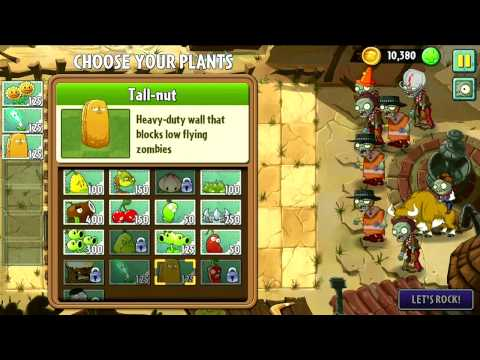 Plants Vs. Zombies 2: It's About Time - Part 28