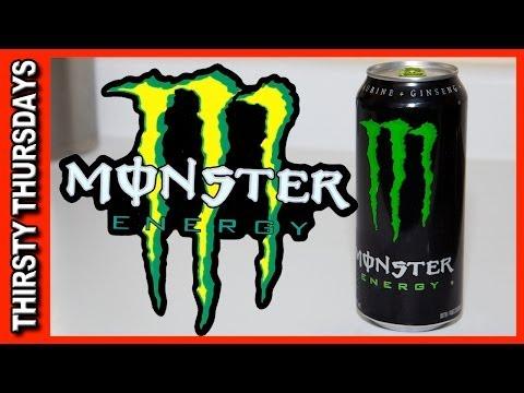 Monster Energy  ★  Original Drink Review - Thirsty Thursdays