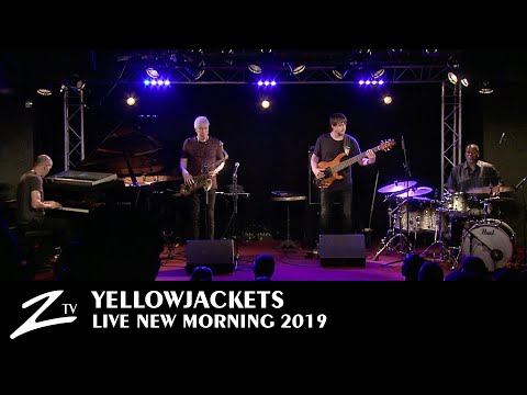 Yellowjackets - Brotherly - New Morning 2019 - LIVE HD