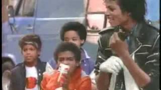Michael Jackson Pepsi Generation Comercial