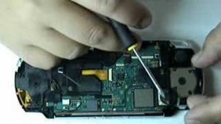 Desmontar PSP Slim. TeknoConsolas.es