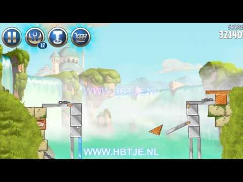 Angry Birds Star Wars 2 Naboo Invasion b1-16 3 stars