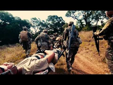 Camp Bullis 68W Combat Medic Training
