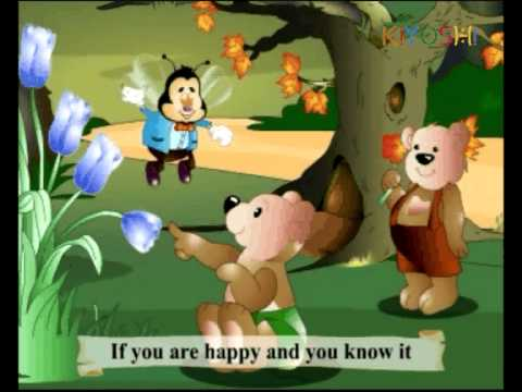 """Clap Your Hands"" Nursery Rhymes -Z5v1_qQ0BKs"