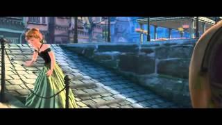 (FROZEN) Anna Meets Hans/elsa Coronation