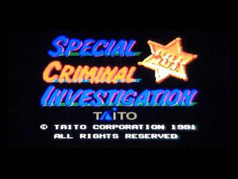 Special Criminal Investigation On The PC Engine