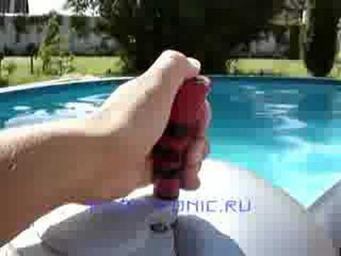 The Motorized Pool Lounger Youtube