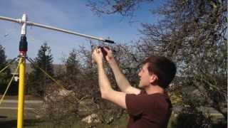 Cooking | Homebrew Buddipole with Modifications | Homebrew Buddipole with Modifications