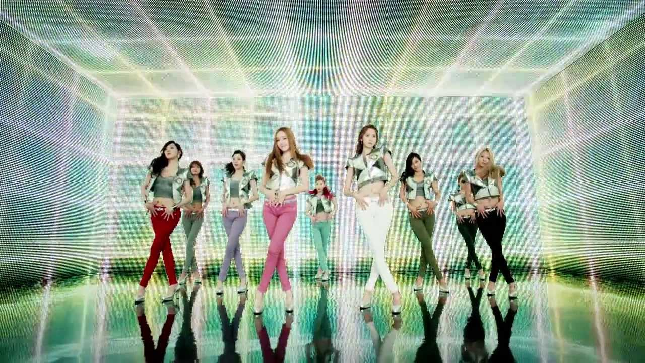GIRLS`GENERATION 少女時代_GALAXY SUPERNOVA_Music Video Dance ver.