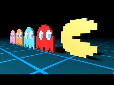 Pac-Man Championship Edition DX: Manhattan Gameplay