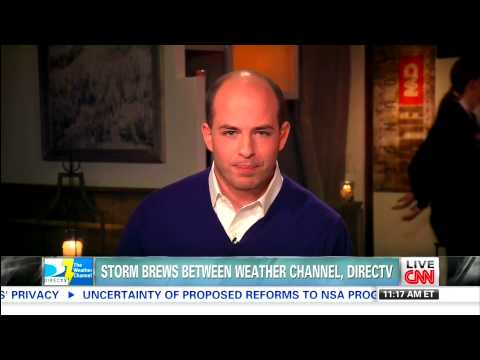Reliable Sources - Weather Channel/DirecTV feud - 1/19/2014