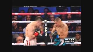 Brandon Rios Vs Mike Alvarado Highlights HD