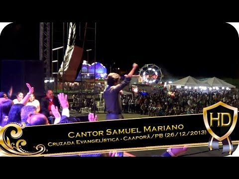 Cantor Samuel Mariano - Caaporã/PB (26/12/2013)
