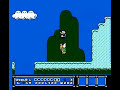 Blue Mario Bros. 3 World 1 1