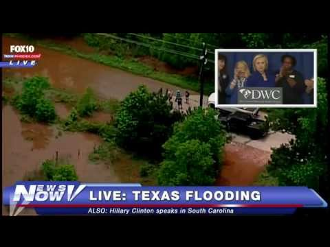 LIVE: FIFA Corruption, Aerials of Flooding, Slow-Speed Chase in TX, Arco Hostage Situation in CA