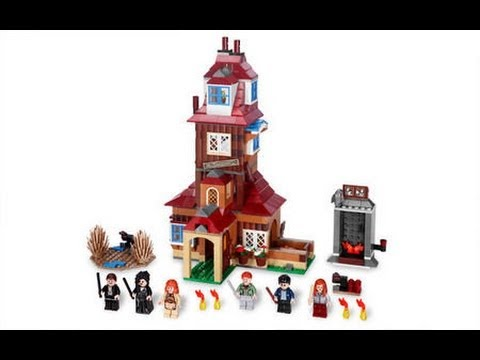 Lego Harry Potter - 4840 The Burrow
