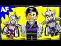 Flashback SHREDDER Minifigure 5002127 Lego TMNT Stop