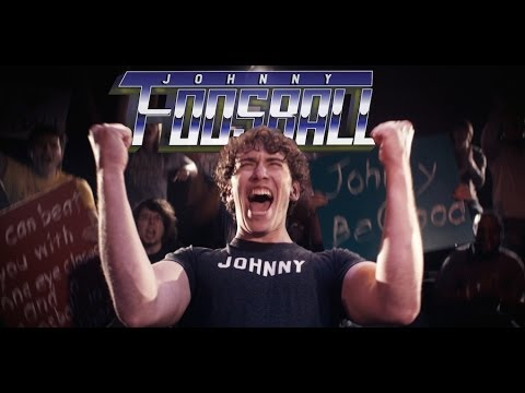 Johnny Foosball OFFICIAL TRAILER from HOMAGE FILMS
