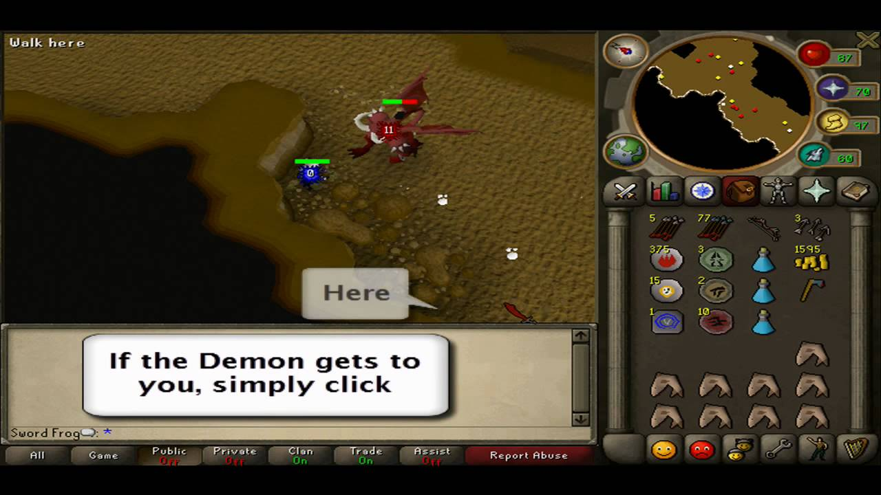 how to get to brimhaven osrs
