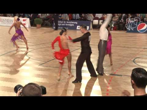 Zaytsev - Kuzminskaya, RUS | 2012 World Latin R1 PD
