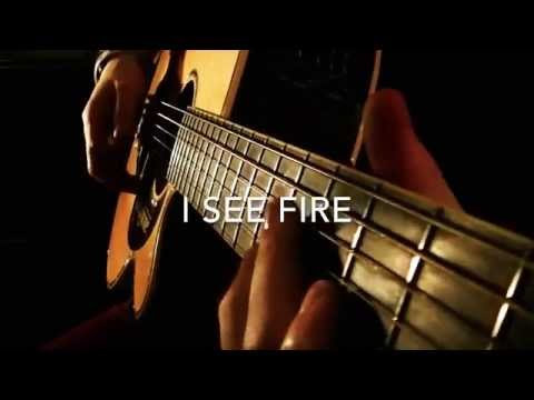 Ed Sheeran - I See Fire (acoustic cover)