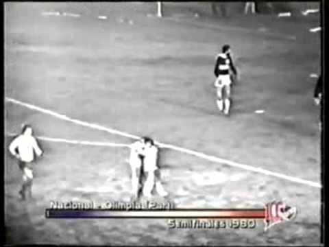 """Gol De la Peña - """"de volea"""""""