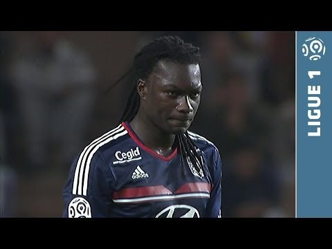 Goal Bafetimbi GOMIS (62') - AS Monaco FC - Olympique Lyonnais (2-1) - 2013/2014