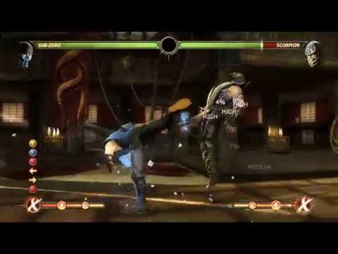 Sub-Zero Lab - (Unblockable MixUp)