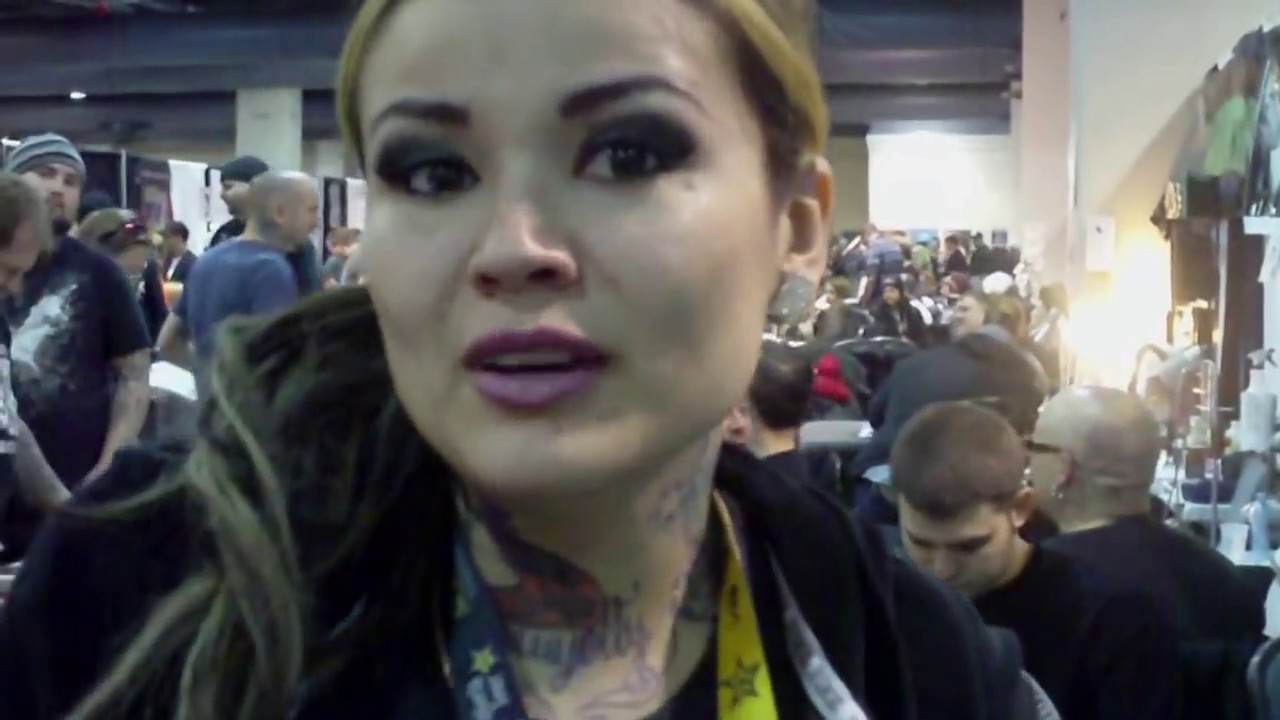Tatu Baby From Ink Master