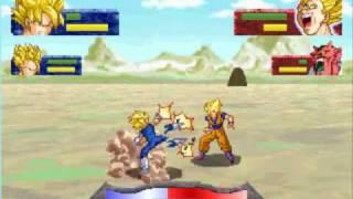 Dragon Ball Z Legends- Z Fighters Vs Majin Buu, Z Score