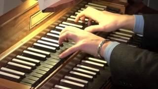 Taliansky organista Christian Tarabbia v stredu na VIVAT VOX ORGANI 2016