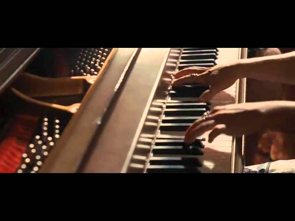the last song full piano scene hd when i look at you