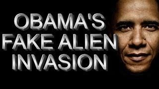 CIA Spy: Alien Contact To Be Announced By Obama; Secret