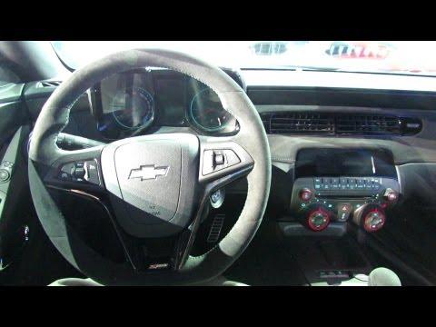 2014 Chevrolet Camaro Z28 - Interior and Engine Walkaround
