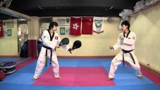 Taekwondo Tekme Teknikleri - Taekwondo Tekmeleri