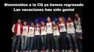 Bienvenidos A La CQ Letra Completa (Audio Original