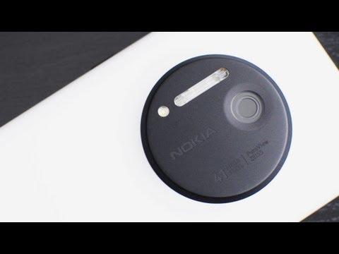 Nokia Lumia 1020 Camera Test! - 1080p HD