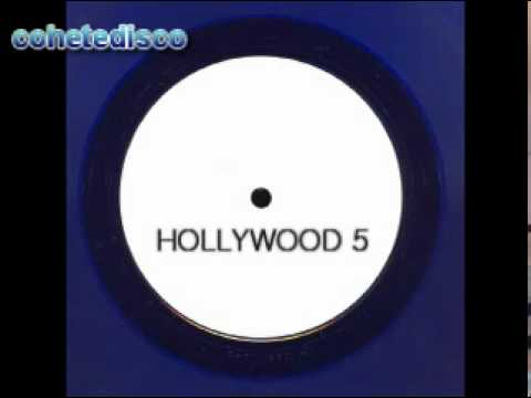 HOLLYWOOD 5 Disco Mixer ( 1979 ) BOOTLEG MEDLEY