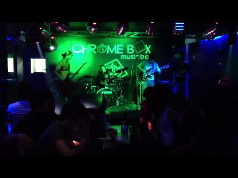 Krag @ Chrome Box Bar Marikina